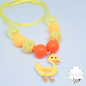 Duck Chunky Necklace