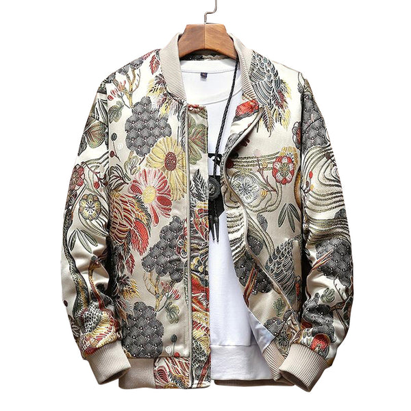 Japanese Autumn Jacket