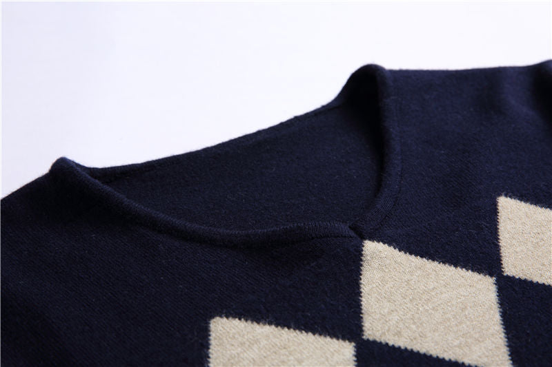 Christmas Cashmere Sweater