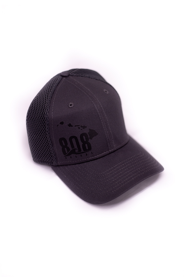 808 Fitted Grey