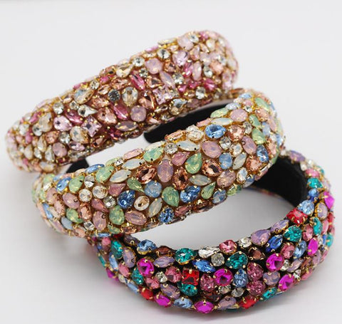 JEWEL HEAD BANDS