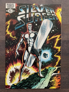 Silver Surfer #1 - One-Shot