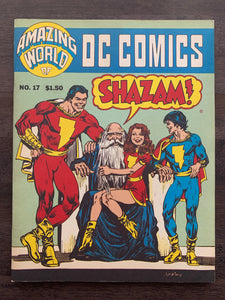 Amazing World of DC Comics #17
