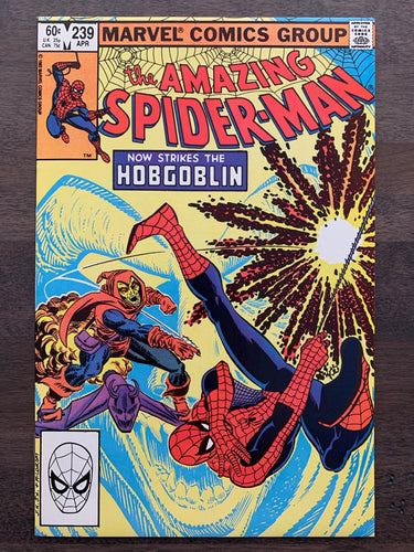 Amazing Spider-Man #239 - 1st Hobgoblin Battle