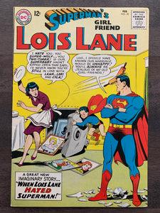 Superman's Girlfriend Lois Lane #39