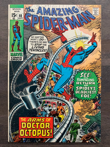 Amazing Spider-Man #88 - Doctor Octopus