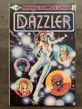 Load image into Gallery viewer, Dazzler #1 - 1st Direct Marvel