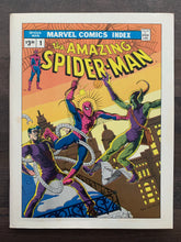 Load image into Gallery viewer, Marvel Comics Index #1