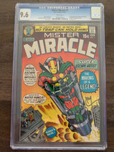 Load image into Gallery viewer, Mister Miracle #1 CGC 9.6 - 1st Mister Miracle