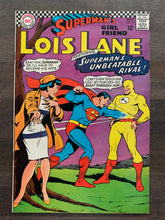 Load image into Gallery viewer, Superman's Girlfriend Lois Lane #74 - 1st Bizarro Flash