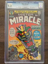 Load image into Gallery viewer, Mister Miracle #1 CGC 9.2 - 1st Mister Miracle
