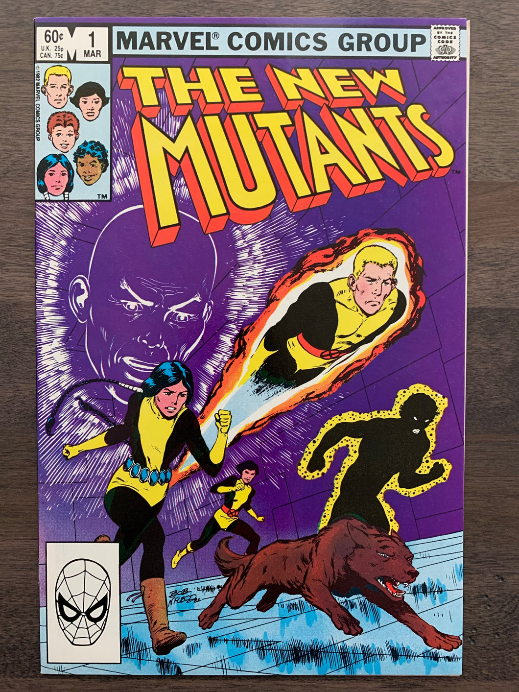 New Mutants #1 - 2nd New Mutants