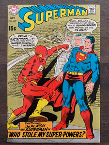 Superman #220 - Flash