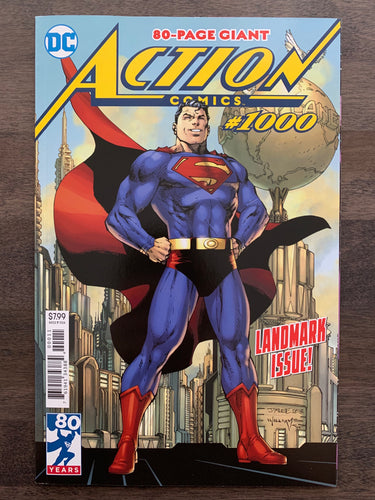 Action Comics #1000 - Jim Lee