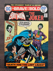 Brave and the Bold #111 - Joker