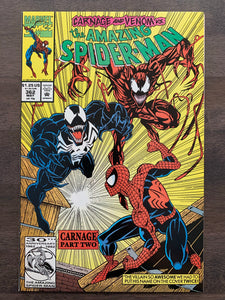 Amazing Spider-Man #362 - 2nd Carnage