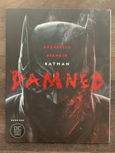 Load image into Gallery viewer, Batman: Damned #1 - 1st DC Blak Label