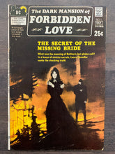 Load image into Gallery viewer, Dark Mansion of Forbidden Love #1