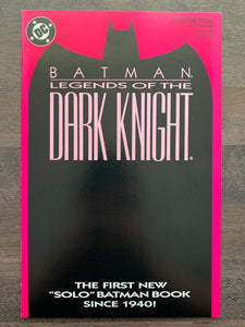 Batman: Legends of the Dark Knight #1 - Pink