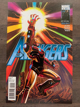 Load image into Gallery viewer, Avengers #12 - Iron Man Wields Infinity Gauntlet