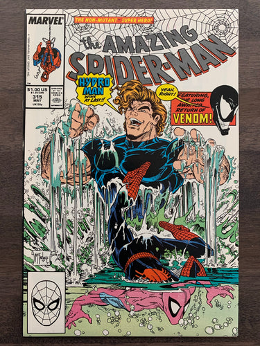 Amazing Spider-Man #315 - 2nd Venom