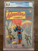 Load image into Gallery viewer, Adventure Comics #154 CGC 8.5