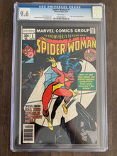 Load image into Gallery viewer, Spider-Woman #1 CGC 9.6 - New Origin