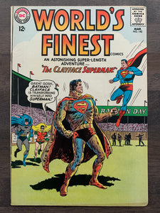 World's Finest Comics #140 - Clayface