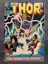 Load image into Gallery viewer, Thor #129 - 1st Ares