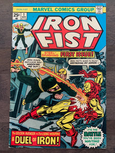 Iron Fist #1 - First Issue