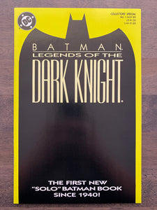 Batman Legends of the Dark Knight #1 - Yellow
