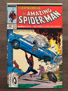 Amazing Spider-Man #306 - Action Comics #1 Homage