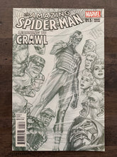 Load image into Gallery viewer, Amazing Spider-Man #1.1, 1.2, 1.3, 1.4 & 1.5 - Alex Ross Sketch Covers
