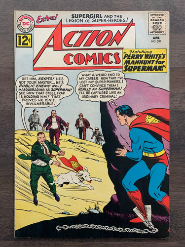 Action Comics #287 - Legion of Super-Heroes