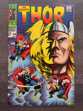 Load image into Gallery viewer, Thor #158 - Origin of Thor