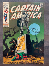 Load image into Gallery viewer, Captain America #113 - Jim Steranko Cover