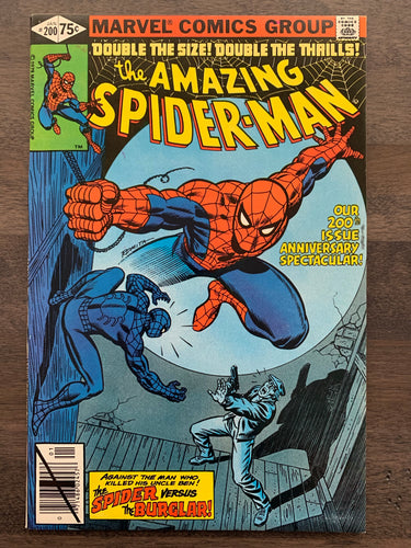 Amazing Spider-Man #200 - Origin Retold