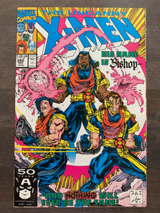 Uncanny X-Men #282 - 1st Bishop
