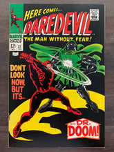 Load image into Gallery viewer, Daredevil #37 - Doctor Doom