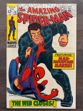 Load image into Gallery viewer, Amazing Spider-Man #73 - 1st Silvermane