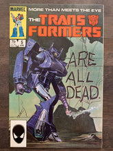 Load image into Gallery viewer, Transformers #5