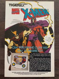 X-Men #4 - 1st Omega Red
