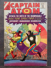 Load image into Gallery viewer, Captain Atom #79 - 1st Dr. Spectro