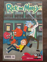 Load image into Gallery viewer, Rick and Morty #1 - 1st Print