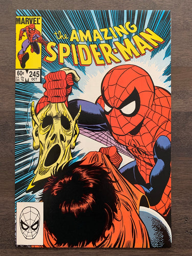 Amazing Spider-Man #245 - Death of Hobgoblin