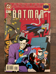 Batman Adventures Annual #1 - 1st Roxy Rocket