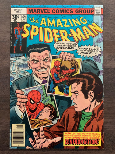 Amazing Spider-Man #169