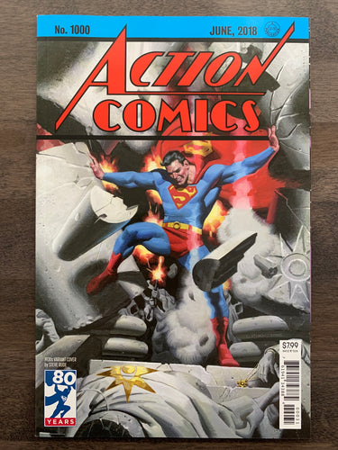 Action Comics #1000 - 1930's Variant