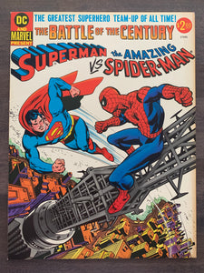 Superman Vs. Spider-Man: The Battle of the Century