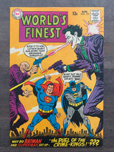 Load image into Gallery viewer, World's Finest Comics #177 - Joker & Luthor Team-Up